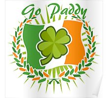 Go Paddy Poster