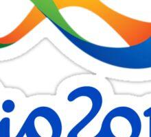 OLYMPIC LOGO RIO 2016 Sticker