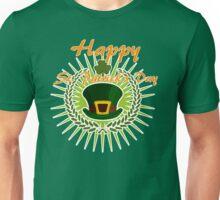 Happy St. Patrisk's Day Unisex T-Shirt