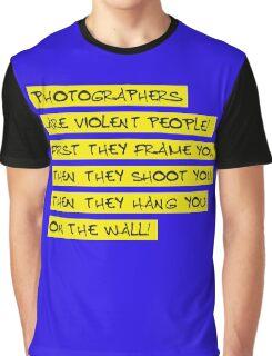 dear photographers! Graphic T-Shirt