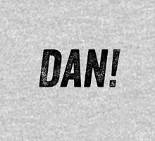 "Alan Partridge ""DAN!"" Quote Unisex T-Shirt"
