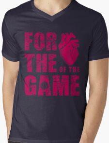 Love of the Game Mens V-Neck T-Shirt