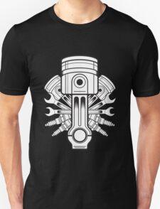 Piston lable Unisex T-Shirt