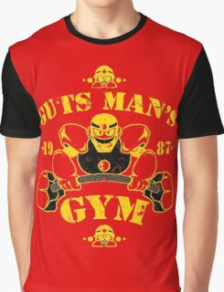 Guts Man's Gym Graphic T-Shirt