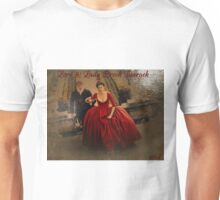 Lord & Lady Broch Tuarach oil painting Unisex T-Shirt