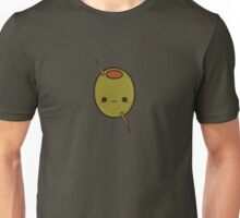 Cute skewered olive Unisex T-Shirt