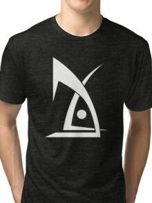Deus Ex Machina White Tri-blend T-Shirt