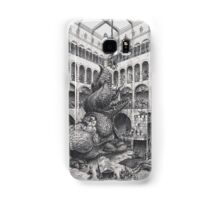 THE BEAST MUST DIE! Samsung Galaxy Case/Skin