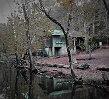 The Old Mill by RickDavis