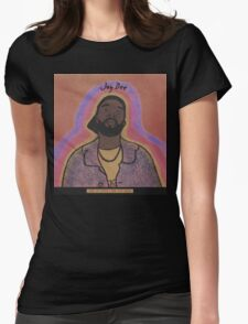 Jay Dee Womens Fitted T-Shirt