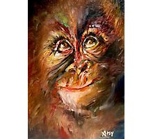 Zodiac - Monkey Photographic Print