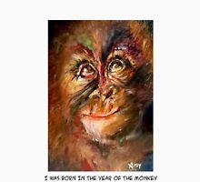 Zodiac - Monkey Unisex T-Shirt