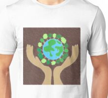 protect the planet Unisex T-Shirt