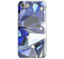 Bluish Plexus (version 1) iPhone Case/Skin