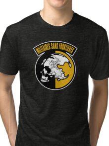 Militaires Sans Frontieres Tri-blend T-Shirt