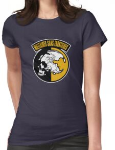 Militaires Sans Frontieres Womens Fitted T-Shirt
