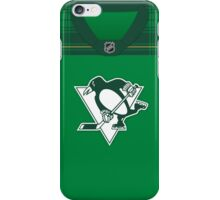 Pittsburgh Penguins St. Patrick's Day Jersey iPhone Case/Skin
