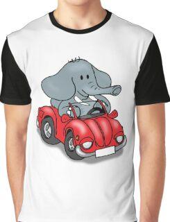 Elephant VW Graphic T-Shirt