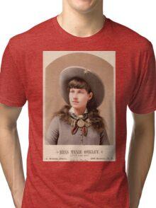 Annie Oakley Tri-blend T-Shirt