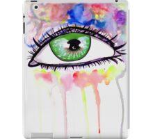 Eye Colors iPad Case/Skin