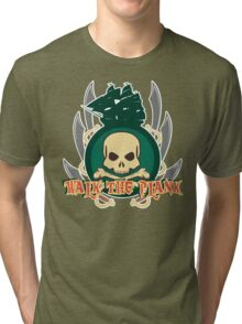 Walk the Plank Tri-blend T-Shirt