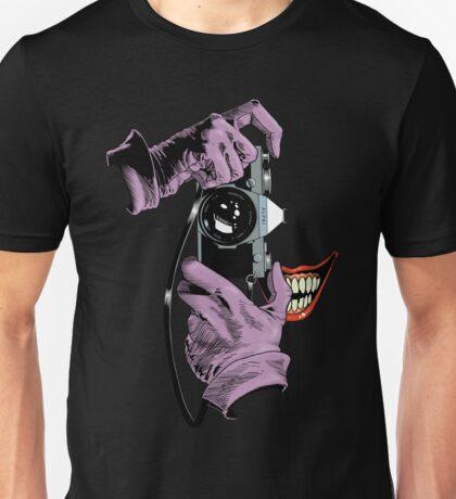 Smiiiiile Unisex T-Shirt
