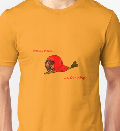 Weasley Mouse Unisex T-Shirt