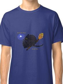 Broomstick Mouse Classic T-Shirt