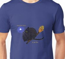 Broomstick Mouse Unisex T-Shirt