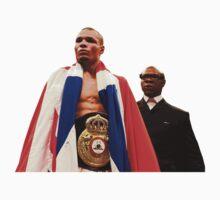 Chris Eubank JR Boxing Baby Tee
