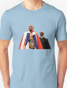 Chris Eubank JR Boxing Unisex T-Shirt