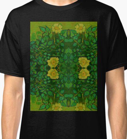 Vincent Van Gogh - Wild Rose Vibrance Composition 2016 Classic T-Shirt