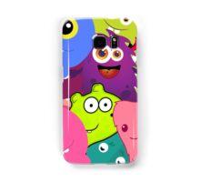 Monster Mash Samsung Galaxy Case/Skin