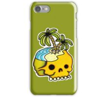 Dead Island Tattoo Flash iPhone Case/Skin