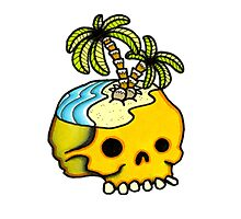 Dead Island Tattoo Flash Photographic Print