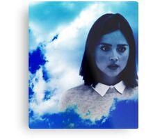 Rest in peace Clara Oswald Metal Print