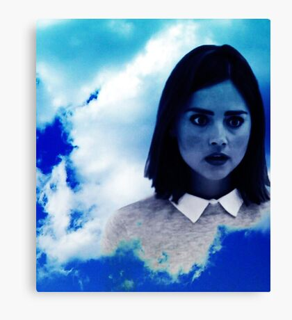 Rest in peace Clara Oswald Canvas Print