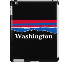 Washington Red White and Blue iPad Case/Skin
