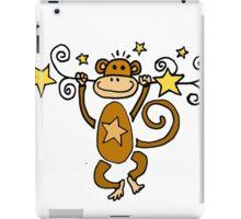 Cool Funny Chinese Zodiac Monkey iPad Case/Skin