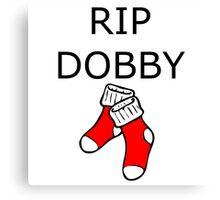 RIP Dobby Canvas Print