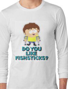 South park Jimmy Long Sleeve T-Shirt