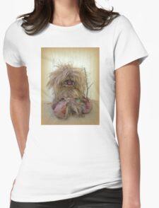 Troll figure - Jeremiah Womens Fitted T-Shirt