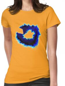 Ink enso Womens Fitted T-Shirt