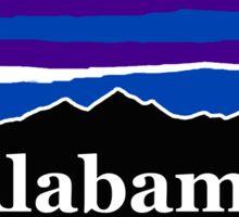 Alabama Midnight Mountains  Sticker