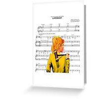 Lifeboat Heathers Greeting Card