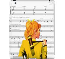 Lifeboat Heathers iPad Case/Skin
