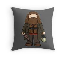 Hagrid Throw Pillow