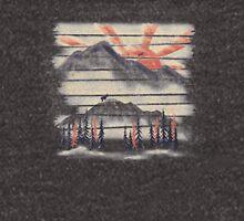 Mountain Goat Drifter... Unisex T-Shirt