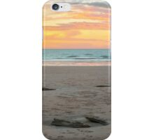 cable beach wet season sunset  iPhone Case/Skin