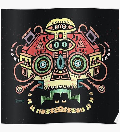 Alien tribe  Poster